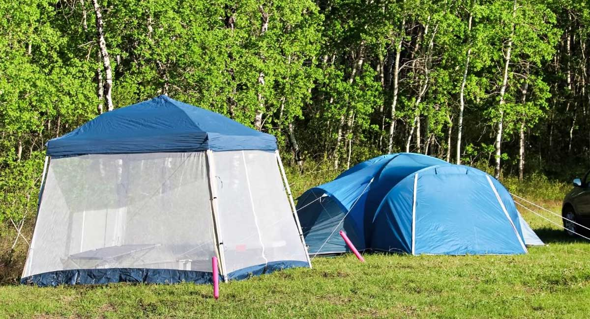 Best Screen Tent For Camping
